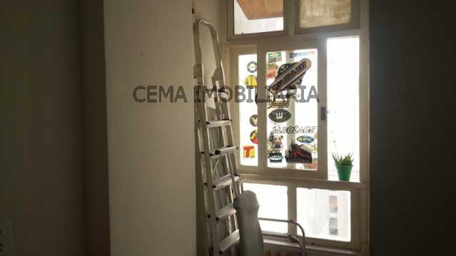 quarto de empregada - Apartamento 2 Quartos À Venda Flamengo, Zona Sul RJ - R$ 860.000 - LAAP20561 - 19