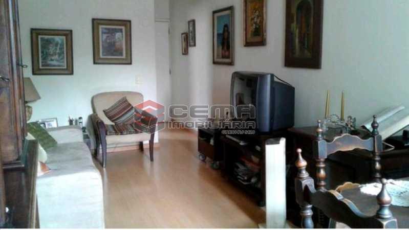 sala - Apartamento 2 Quartos À Venda Flamengo, Zona Sul RJ - R$ 860.000 - LAAP20561 - 1