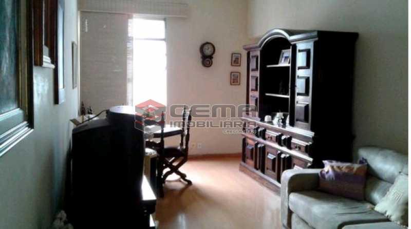 sala - Apartamento 2 Quartos À Venda Flamengo, Zona Sul RJ - R$ 860.000 - LAAP20561 - 3