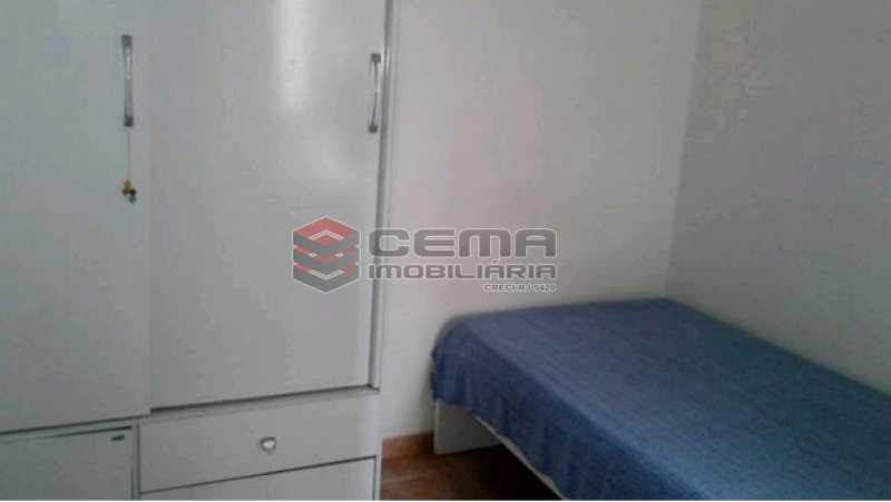 quarto de empregada - Apartamento 2 Quartos À Venda Flamengo, Zona Sul RJ - R$ 860.000 - LAAP20561 - 21