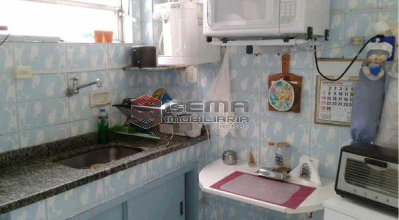 cozinha - Apartamento 2 Quartos À Venda Flamengo, Zona Sul RJ - R$ 860.000 - LAAP20561 - 14