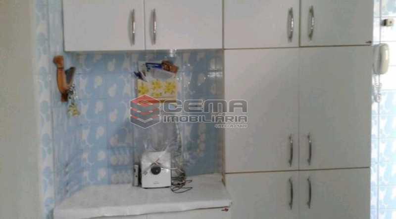 cozinha - Apartamento 2 Quartos À Venda Flamengo, Zona Sul RJ - R$ 860.000 - LAAP20561 - 15