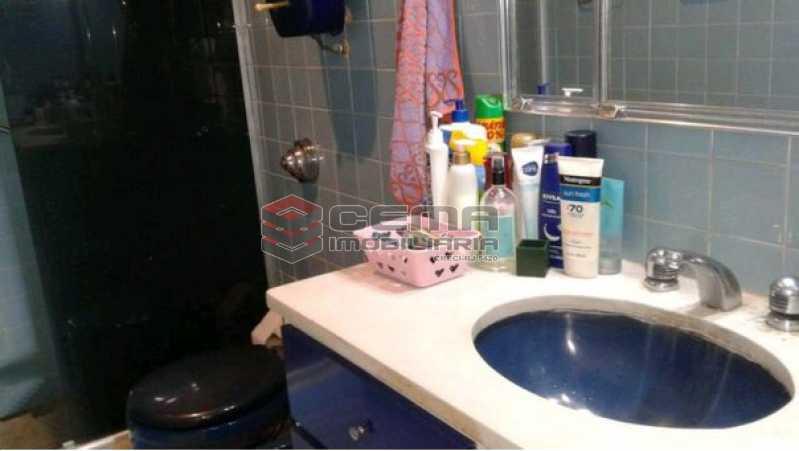 banheiro social - Apartamento 2 Quartos À Venda Flamengo, Zona Sul RJ - R$ 860.000 - LAAP20561 - 11