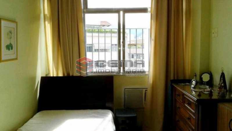 quarto 1 - Apartamento 2 Quartos À Venda Flamengo, Zona Sul RJ - R$ 860.000 - LAAP20561 - 6