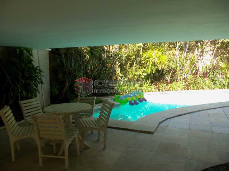 2 003 - Casa 4 quartos para venda e aluguel Cosme Velho, Zona Sul RJ - R$ 12.000 - LACA40077 - 5