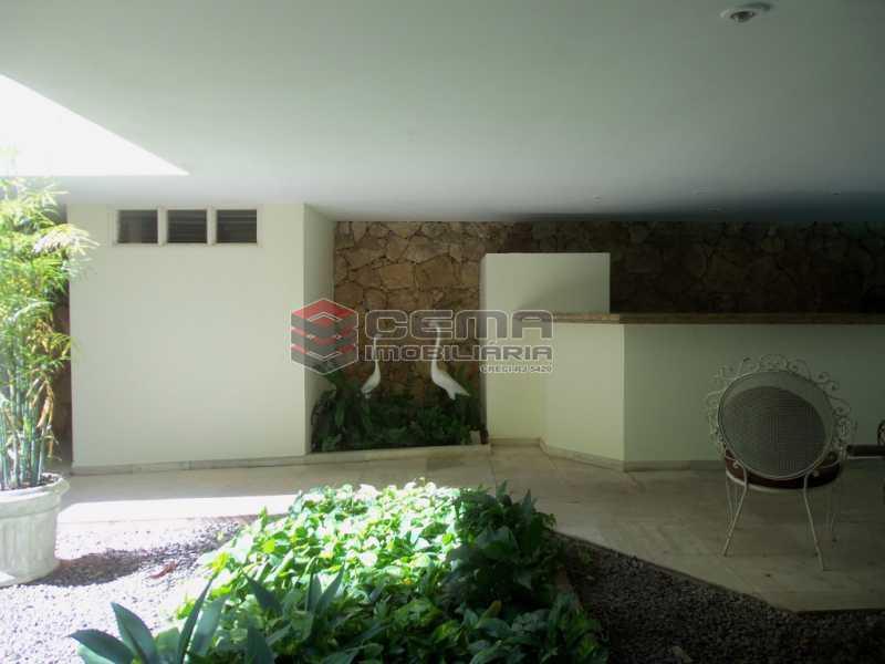 4 003 - Casa 4 quartos para venda e aluguel Cosme Velho, Zona Sul RJ - R$ 12.000 - LACA40077 - 7