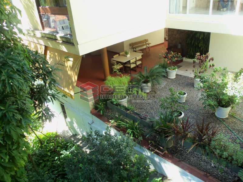 6 003 - Casa 4 quartos para venda e aluguel Cosme Velho, Zona Sul RJ - R$ 12.000 - LACA40077 - 3