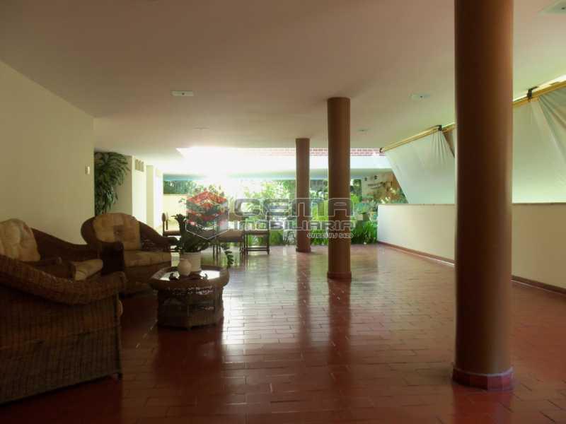9 003 - Casa 4 quartos para venda e aluguel Cosme Velho, Zona Sul RJ - R$ 12.000 - LACA40077 - 9