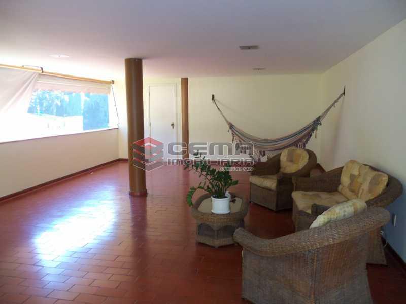 10 003 - Casa 4 quartos para venda e aluguel Cosme Velho, Zona Sul RJ - R$ 12.000 - LACA40077 - 10