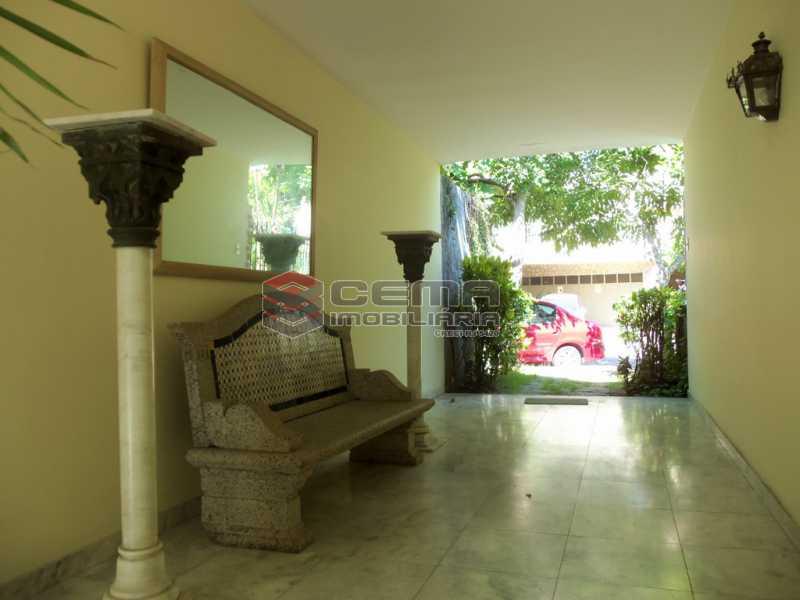 12 - Casa 4 quartos para venda e aluguel Cosme Velho, Zona Sul RJ - R$ 12.000 - LACA40077 - 11