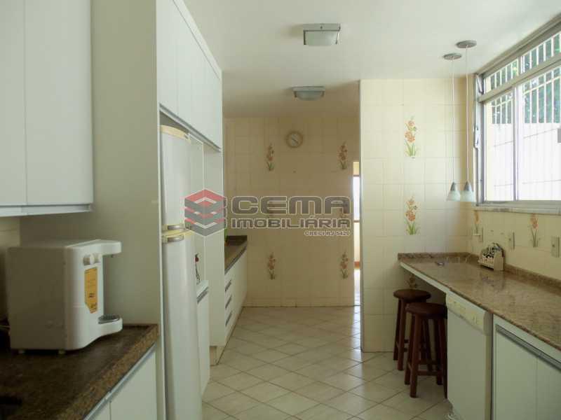 13 003 - Casa 4 quartos para venda e aluguel Cosme Velho, Zona Sul RJ - R$ 12.000 - LACA40077 - 12