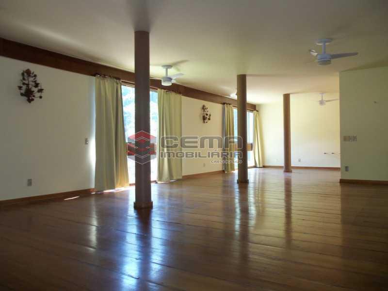 15 003 - Casa 4 quartos para venda e aluguel Cosme Velho, Zona Sul RJ - R$ 12.000 - LACA40077 - 14