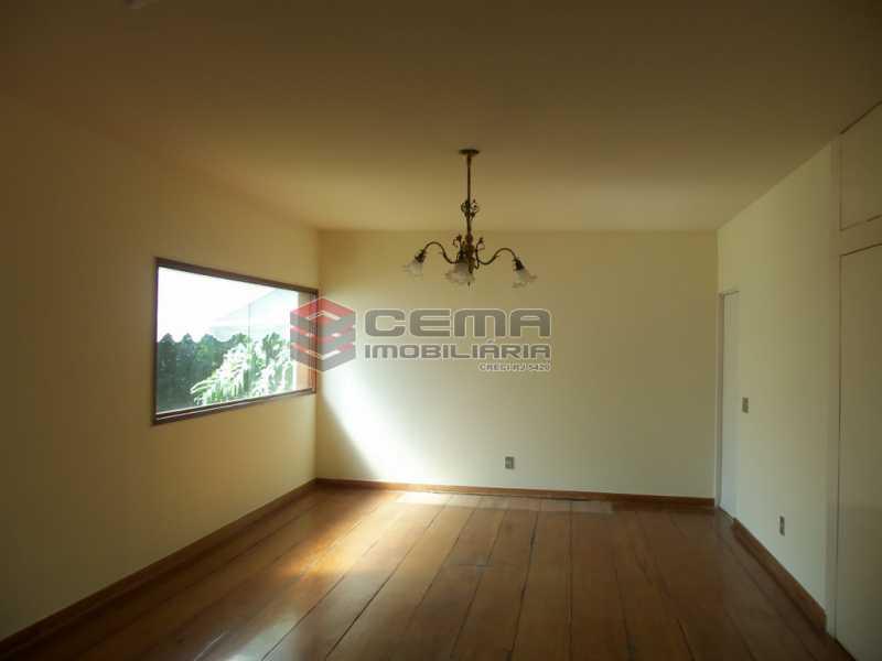 16 003 - Casa 4 quartos para venda e aluguel Cosme Velho, Zona Sul RJ - R$ 12.000 - LACA40077 - 15