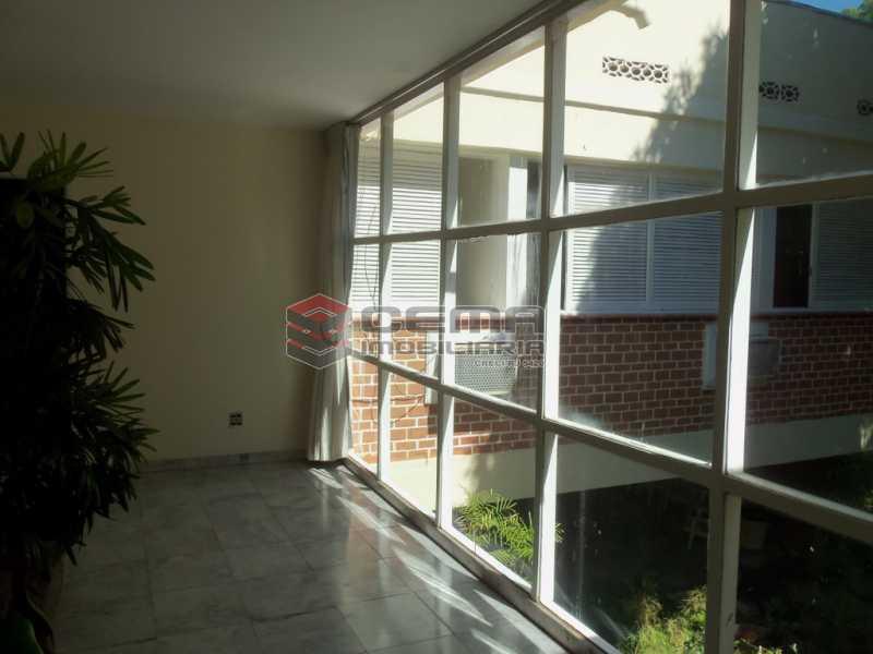22 003 - Casa 4 quartos para venda e aluguel Cosme Velho, Zona Sul RJ - R$ 12.000 - LACA40077 - 18