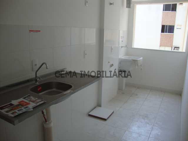 Cozinha - Apartamento 3 quartos à venda Tijuca, Zona Norte RJ - R$ 530.000 - LAAP30421 - 17