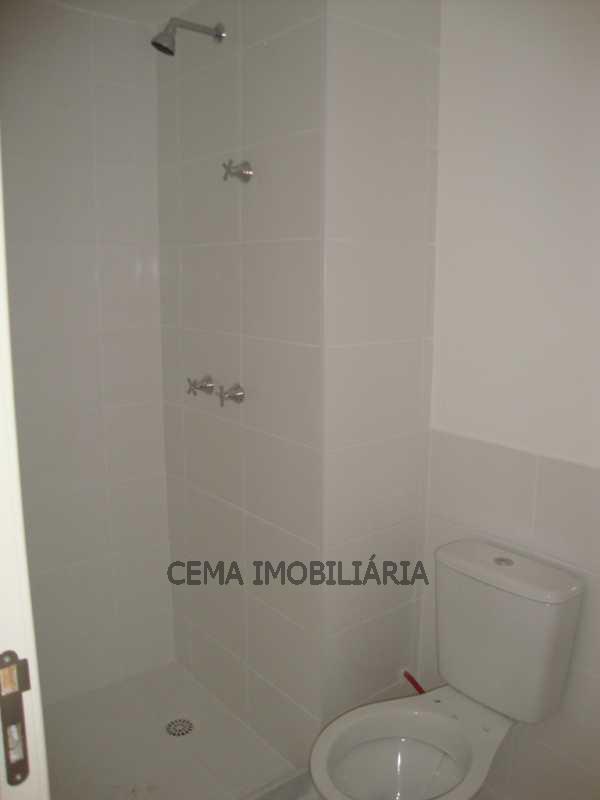 Banheiro Social - Apartamento 3 quartos à venda Tijuca, Zona Norte RJ - R$ 530.000 - LAAP30421 - 18