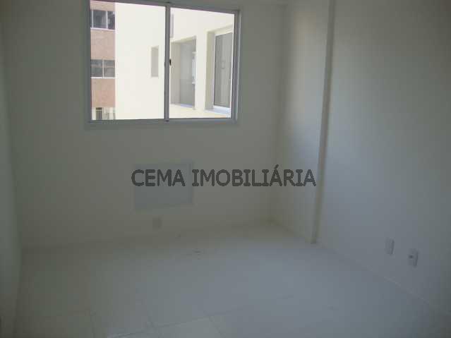 Quarto - Apartamento 3 quartos à venda Tijuca, Zona Norte RJ - R$ 530.000 - LAAP30421 - 9