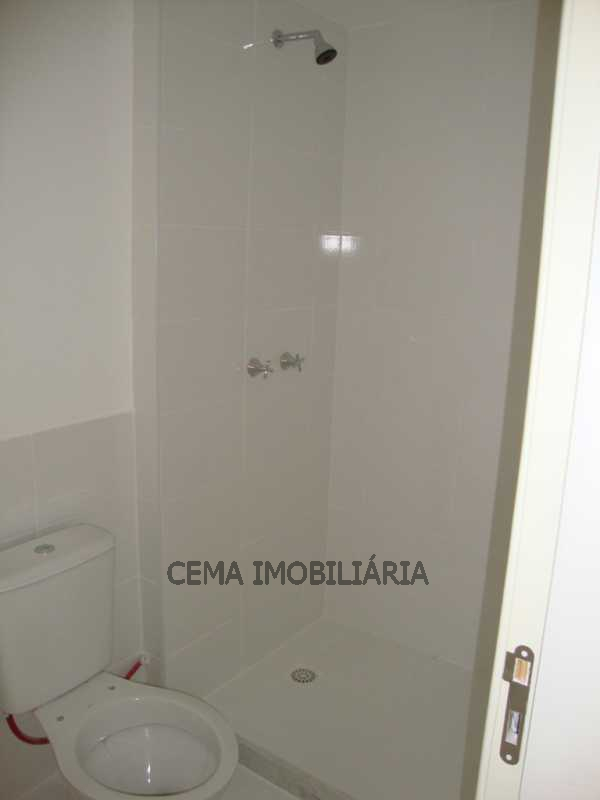 Banheiro Suite - Apartamento 3 quartos à venda Tijuca, Zona Norte RJ - R$ 530.000 - LAAP30421 - 21