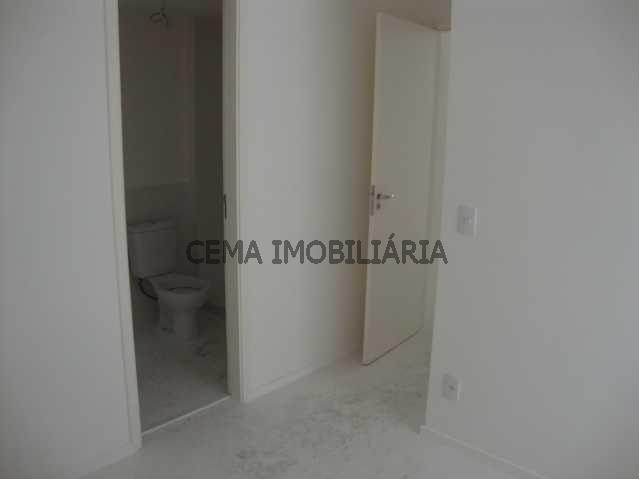 Banheiro Suíte - Apartamento 3 quartos à venda Tijuca, Zona Norte RJ - R$ 530.000 - LAAP30421 - 22