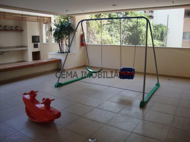Infra - Apartamento 3 quartos à venda Tijuca, Zona Norte RJ - R$ 530.000 - LAAP30421 - 25