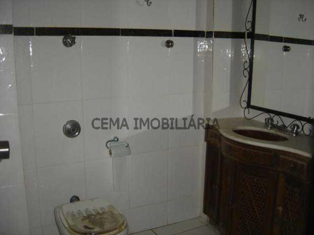 banheiro - Apartamento À Venda - Botafogo - Rio de Janeiro - RJ - LAAP30434 - 9