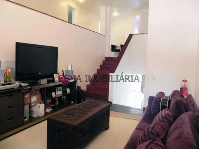 SALA 1  - Casa À Venda - Laranjeiras - Rio de Janeiro - RJ - LACA40025 - 1
