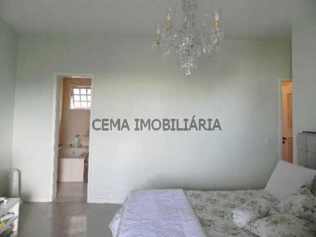 3 QUARTO - Casa À Venda - Laranjeiras - Rio de Janeiro - RJ - LACA40025 - 11
