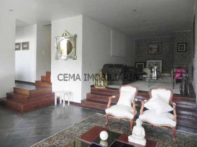SALA 2 ANG 3 - Casa À Venda - Laranjeiras - Rio de Janeiro - RJ - LACA40025 - 5