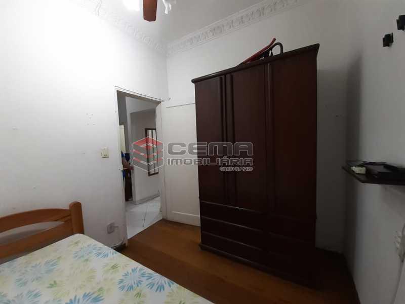 1 quarto - Apartamento 2 quartos à venda Laranjeiras, Zona Sul RJ - R$ 470.000 - LA24577 - 7