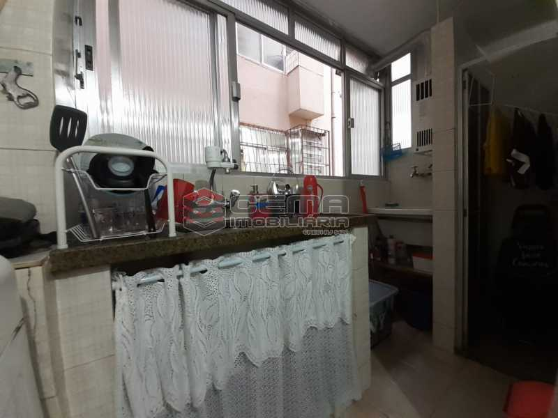 16 - Apartamento 2 quartos à venda Laranjeiras, Zona Sul RJ - R$ 470.000 - LA24577 - 19
