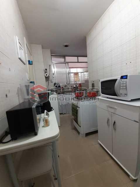 17 - Apartamento 2 quartos à venda Laranjeiras, Zona Sul RJ - R$ 470.000 - LA24577 - 17