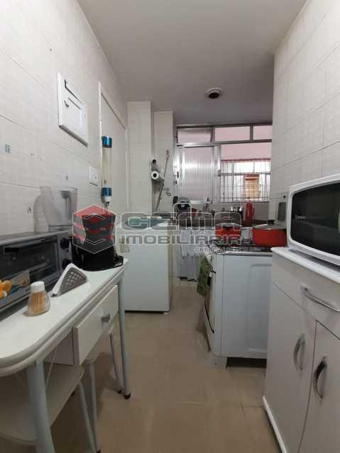18 - Apartamento 2 quartos à venda Laranjeiras, Zona Sul RJ - R$ 470.000 - LA24577 - 18