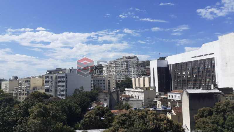 vista - Apartamento À Venda - Laranjeiras - Rio de Janeiro - RJ - LAAP30487 - 6