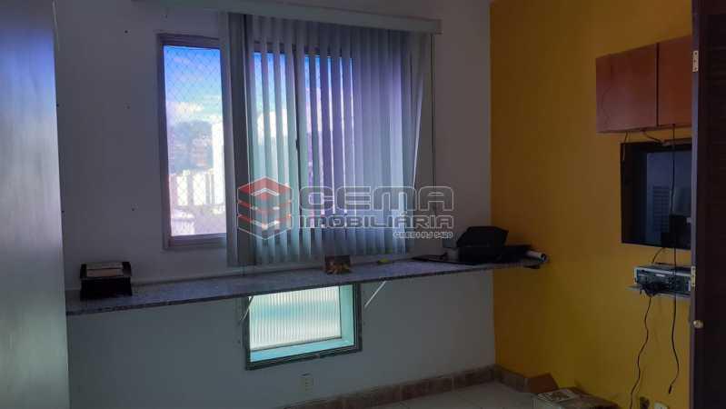 quarto 1 - Apartamento À Venda - Laranjeiras - Rio de Janeiro - RJ - LAAP30487 - 7