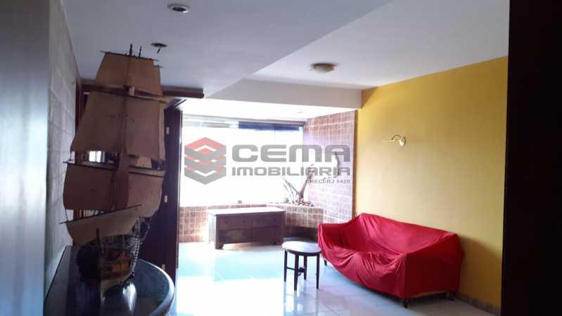 sala - Apartamento À Venda - Laranjeiras - Rio de Janeiro - RJ - LAAP30487 - 4