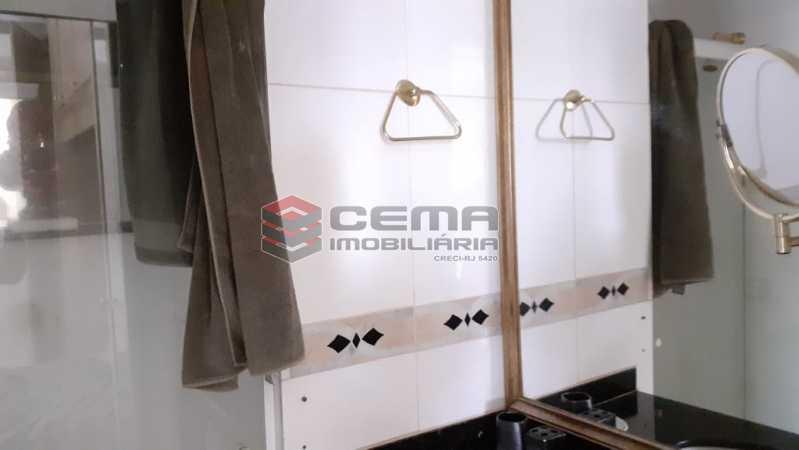 banheiro - Apartamento À Venda - Laranjeiras - Rio de Janeiro - RJ - LAAP30487 - 12