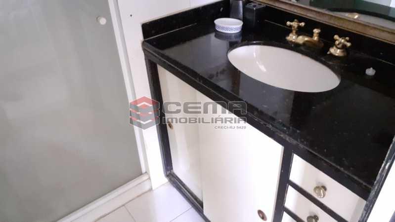 banheiro - Apartamento À Venda - Laranjeiras - Rio de Janeiro - RJ - LAAP30487 - 13