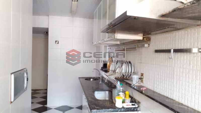 cozinha - Apartamento À Venda - Laranjeiras - Rio de Janeiro - RJ - LAAP30487 - 18