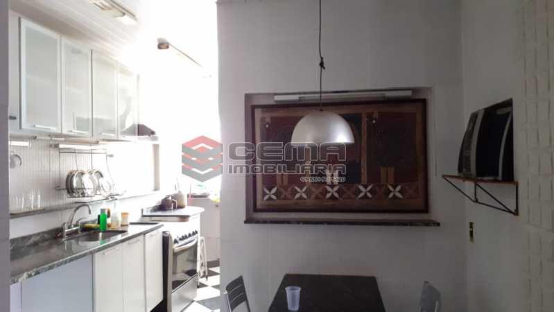 cozinha - Apartamento À Venda - Laranjeiras - Rio de Janeiro - RJ - LAAP30487 - 21