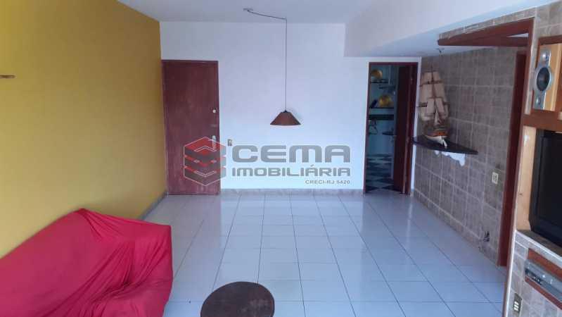sala - Apartamento À Venda - Laranjeiras - Rio de Janeiro - RJ - LAAP30487 - 3