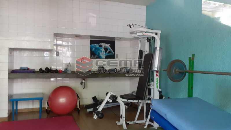 academia - Apartamento À Venda - Laranjeiras - Rio de Janeiro - RJ - LAAP30487 - 26