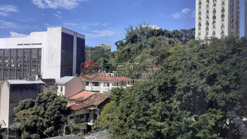 vista - Apartamento À Venda - Laranjeiras - Rio de Janeiro - RJ - LAAP30487 - 22