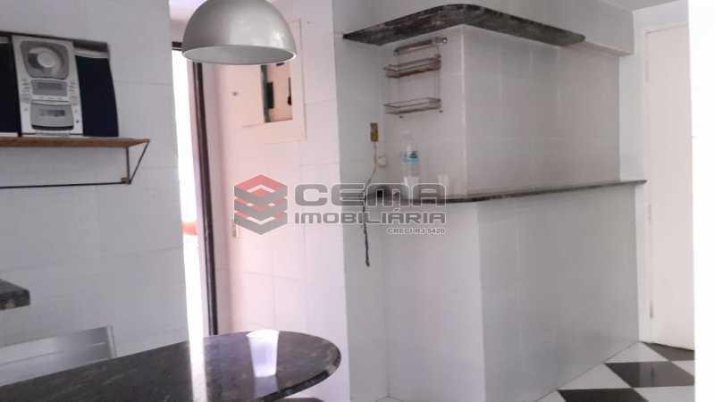 cozinha - Apartamento À Venda - Laranjeiras - Rio de Janeiro - RJ - LAAP30487 - 20