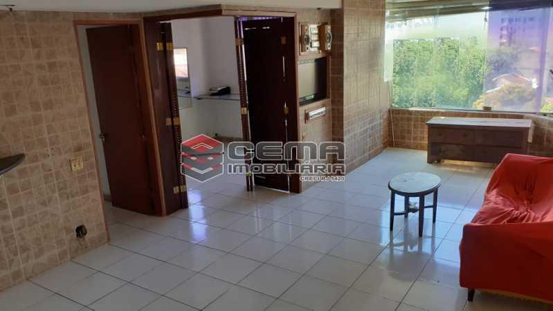 sala - Apartamento À Venda - Laranjeiras - Rio de Janeiro - RJ - LAAP30487 - 1