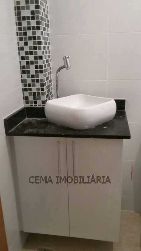banheiro  - LAAP20636 VENDO APARTAMENTO SANTA TERESA - LAAP20636 - 5