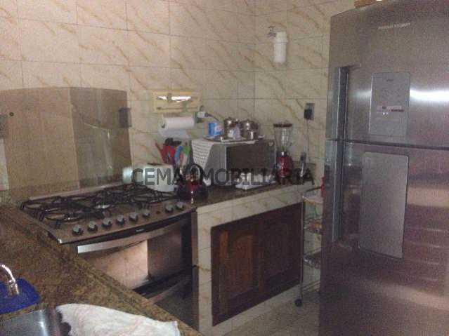 cozinha - Apartamento À Venda - Flamengo - Rio de Janeiro - RJ - LAAP40089 - 11