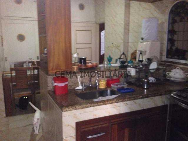 cozinha - Apartamento à venda Rua Senador Vergueiro,Flamengo, Zona Sul RJ - R$ 1.680.000 - LAAP40089 - 12