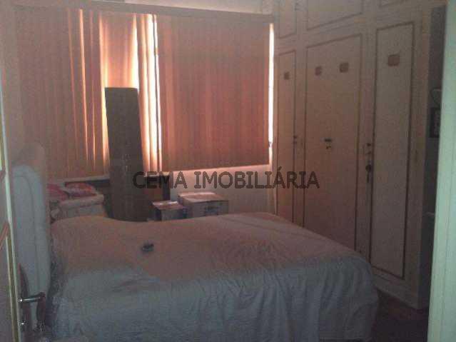 quarto 3 - Apartamento à venda Rua Senador Vergueiro,Flamengo, Zona Sul RJ - R$ 1.680.000 - LAAP40089 - 4