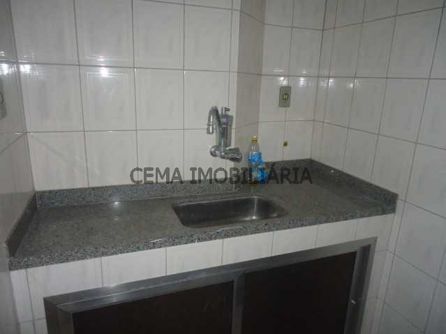 Apartamento Centro - Apartamento à venda Rua Regente Feijó,Centro RJ - R$ 280.000 - LAAP10379 - 3