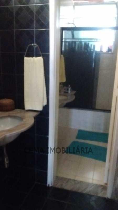 banheiro 1 - Apartamento À Venda - Flamengo - Rio de Janeiro - RJ - LAAP30496 - 8